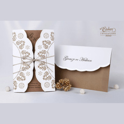 Erdem Invitation Card 50543