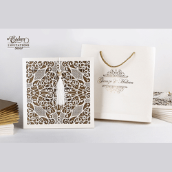 Erdem Invitation Card 50537