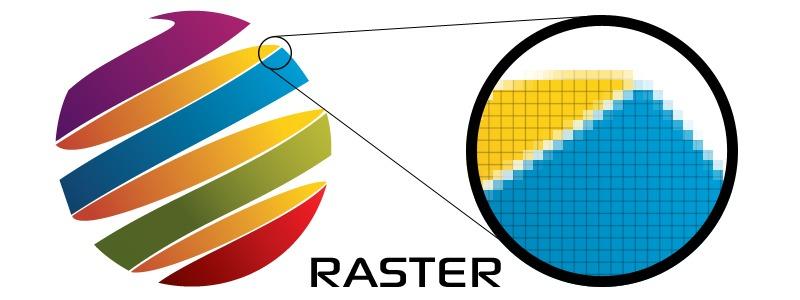 raster images vs vector