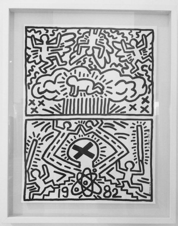 Keith Haring Prints Works Paper Multiples & Art