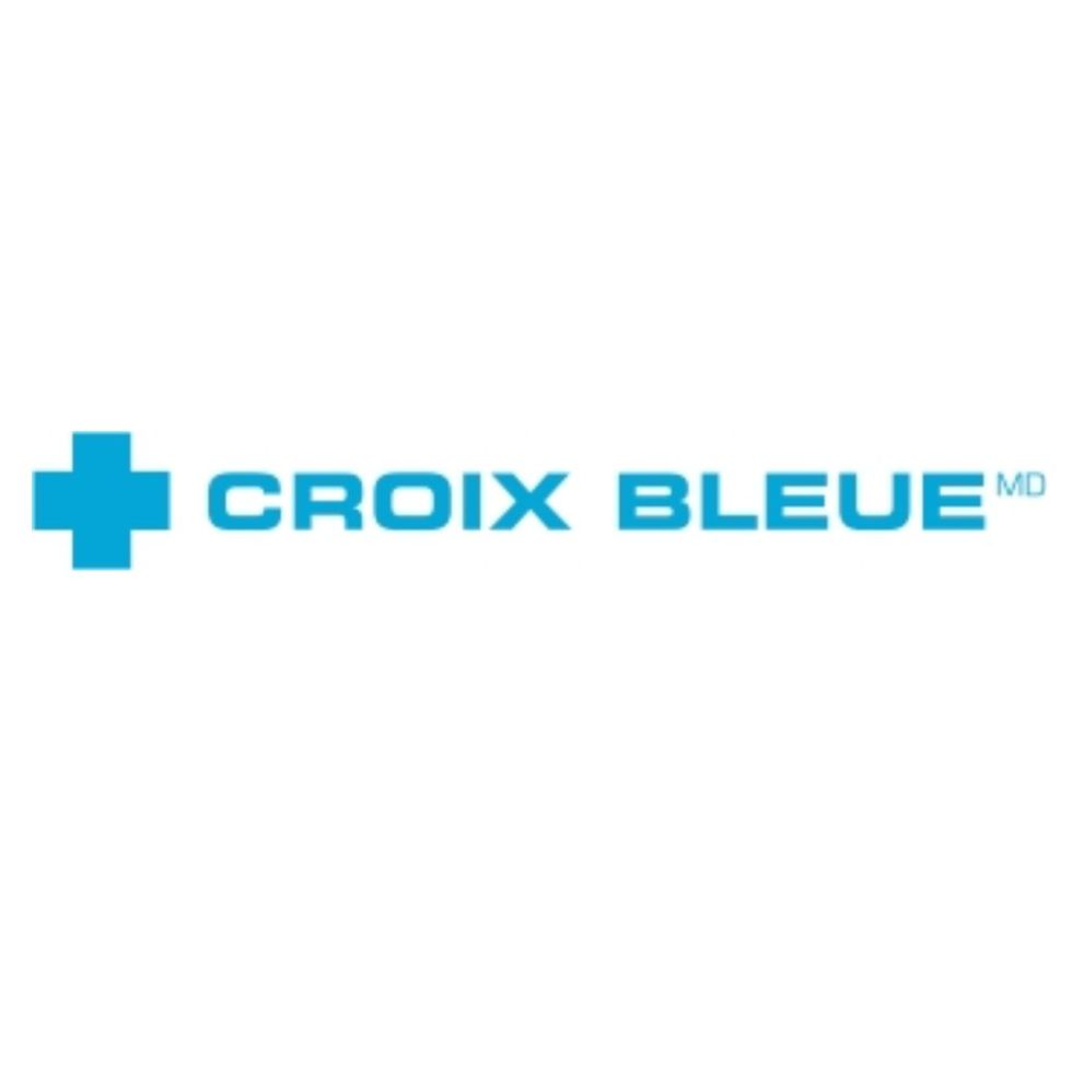 Croix bleue | Promotional lanyards decorated with your logo