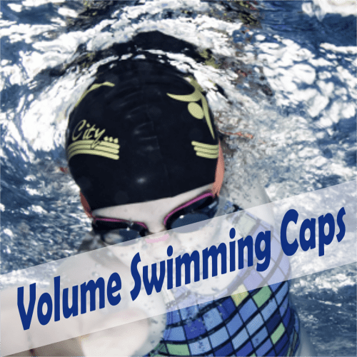 volume swimming caps