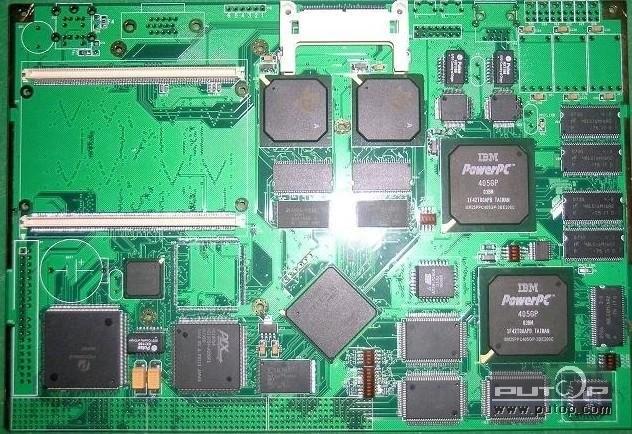 China Printed Circuit Board 12layer Bga China Pcb Pcb Board