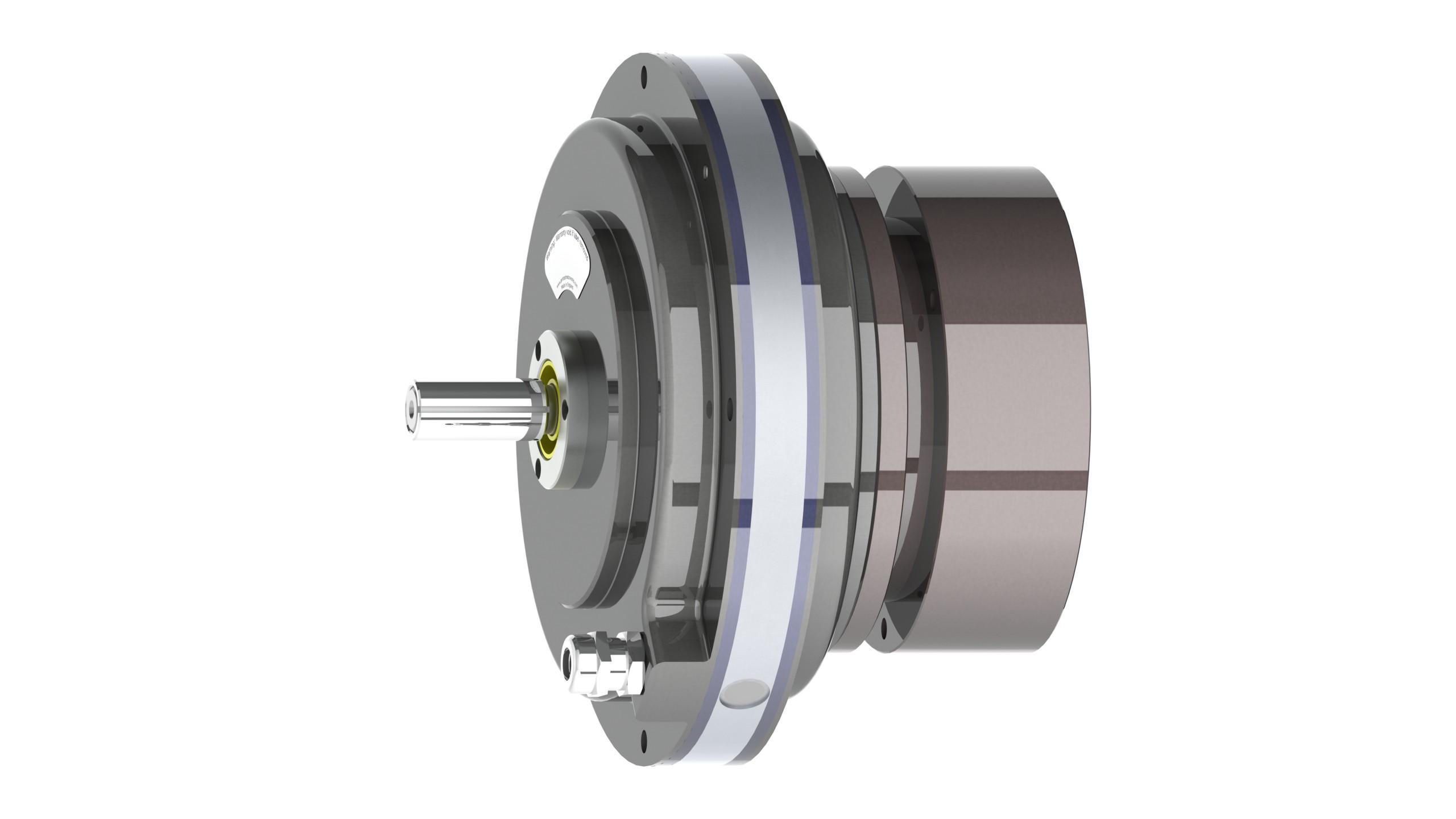 Printed Circuit Motor Dc Pancake Motor Disc Servo Motor High Speed