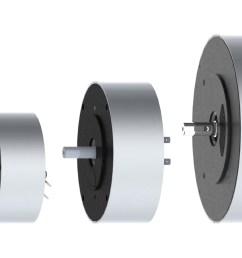 gm range of brushed printed armature pancake motors gm9 gm12 gm16 [ 2560 x 1440 Pixel ]