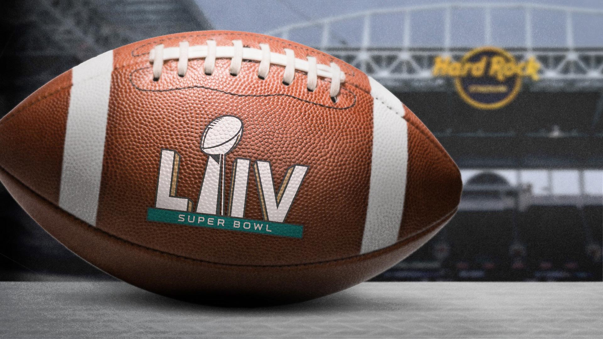 2020 NFL Super Bowl 54