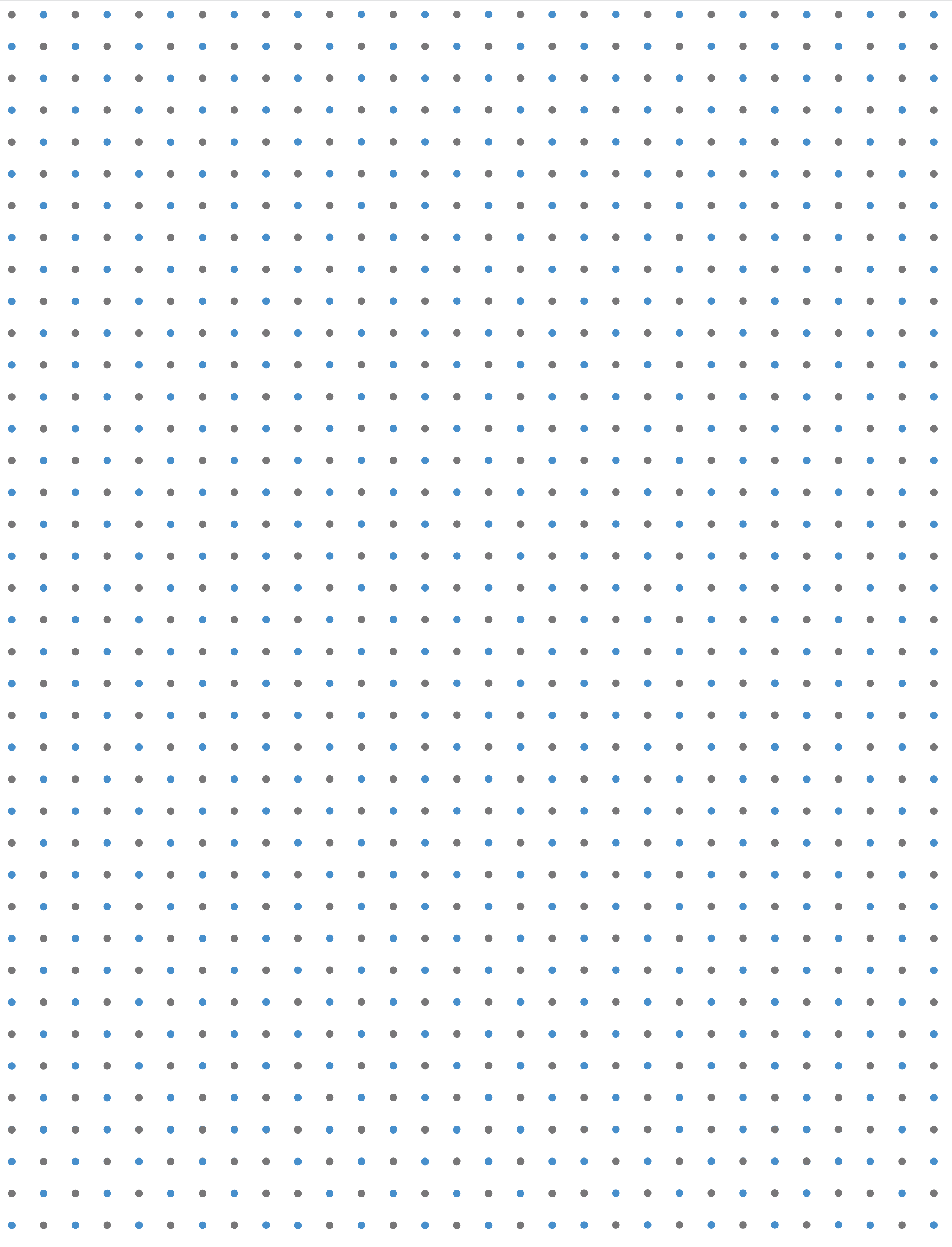 This is a picture of Free Printable Dot Grid Paper in svg