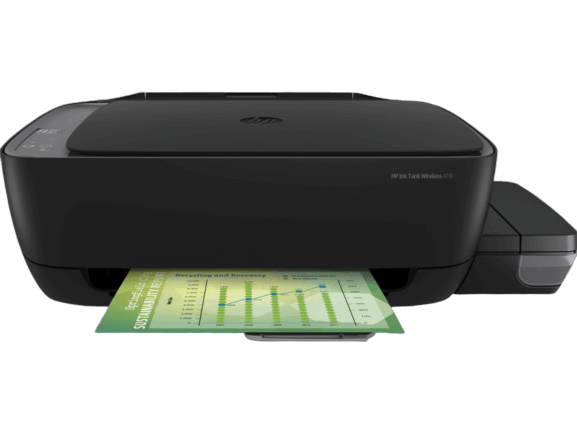 HP 410 printer review