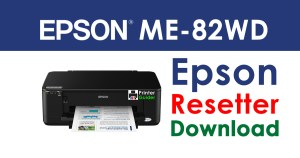 Epson ME Office 82WD Resetter Adjustment Program Free Download