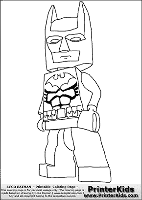 Coloring pages x box