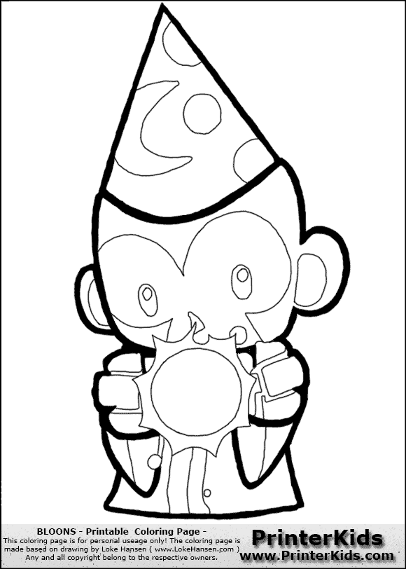 Td Drawings Monkey Bloons 5