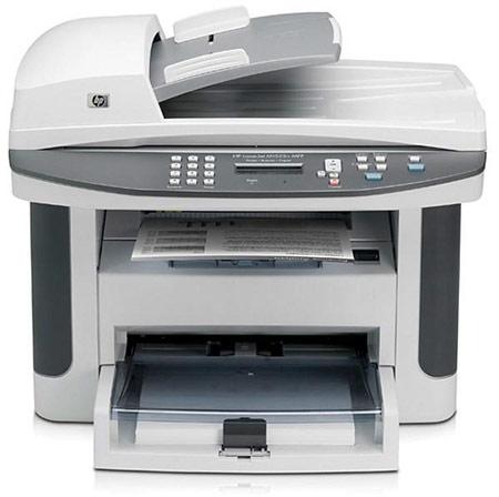 HP LaserJet M1522nf A4 Mono Laser Printer - CB534A
