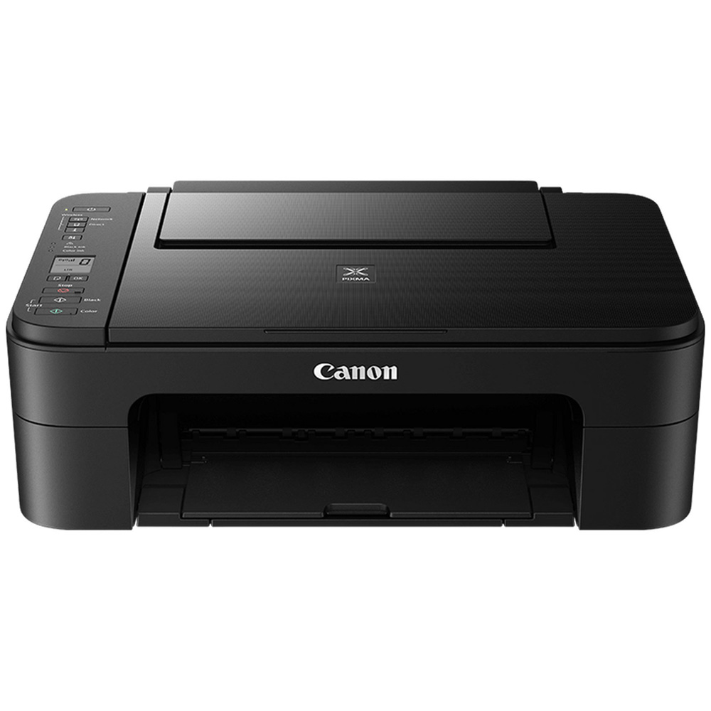Canon PIXMA TS3140 Black A4 Colour Multifunction Inkjet Printer