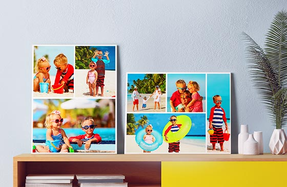 photo canvas collage canvas