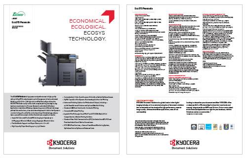 Kyocera Ecosys P8060cdn