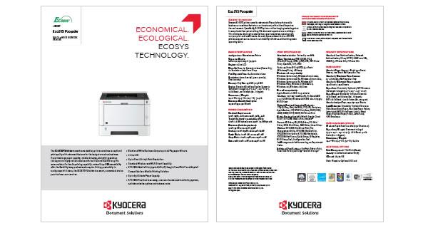 Kyocera P2040DW