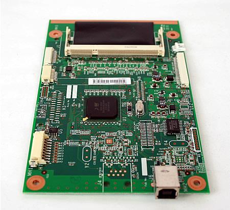 Replacing The Formatter Hp Laserjet P2015 P2015d P2015n