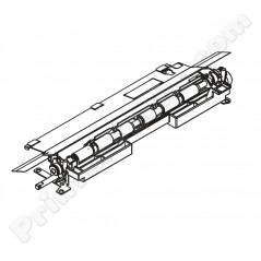 HP LaserJet P3015 Registration roller assembly RM1-6272