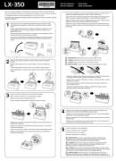 Epson LX-350 Manual Downloads