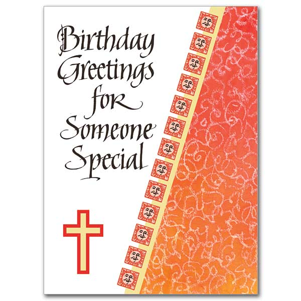 Birthday Greetings For Someone Special Birthday Card