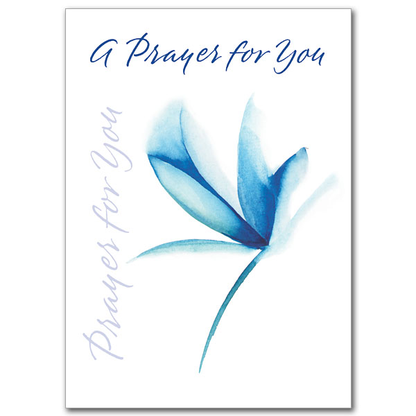 Prayer For You Praying For You Card