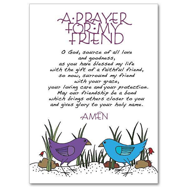 a prayer for my