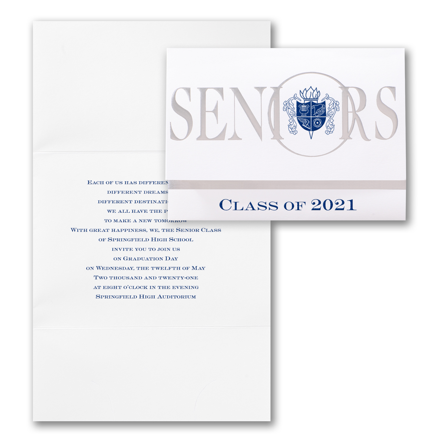 Graduation Announcements & Invitations Design Services