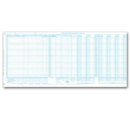 150nj Payroll Journals With Max Column 150nj At Print Ez