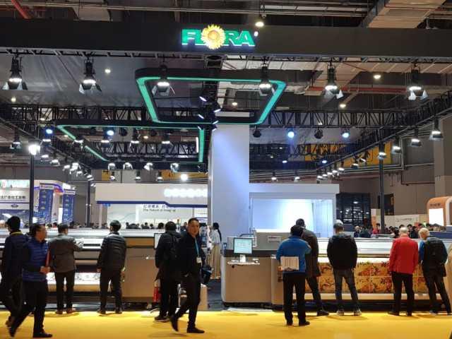 FLORA Tampil Impresif di APPP Expo 2019 Shanghai
