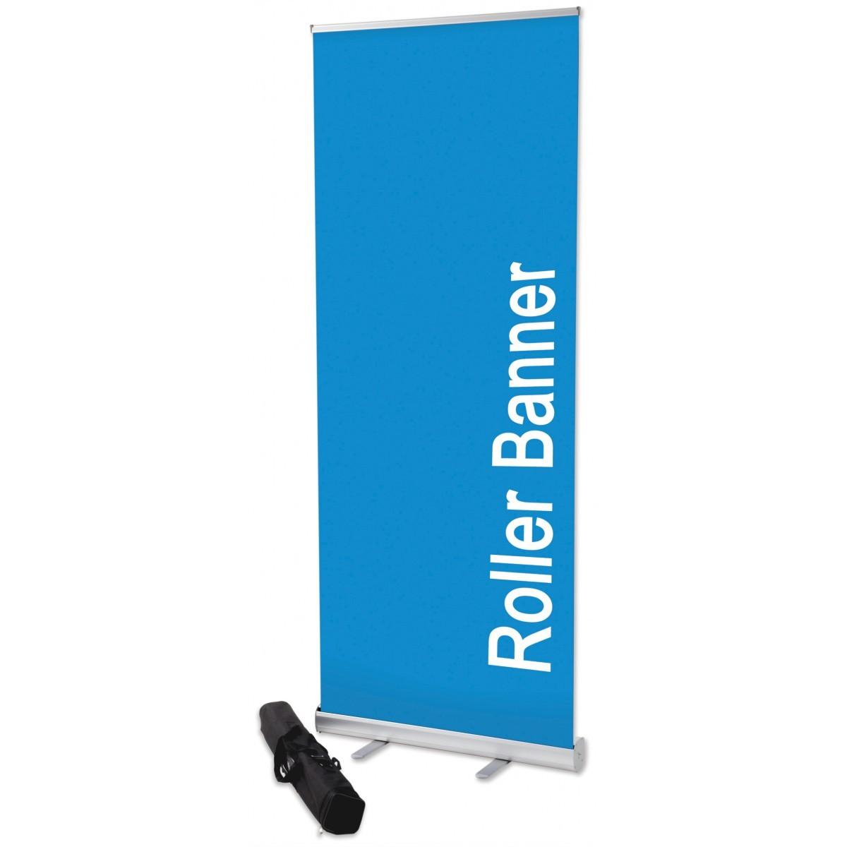 Budget Roll Up Banner  24 hr printing printing sameday