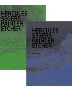 Cover of Huigen Leeflang and Pieter Roelofs, eds, Hercules Segers - Painter Etcher: A Catalogue Raisonne (Amsterdam: Rijksmuseum, 2017)