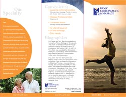 Brochure Samples Examples Of Brochure Printing