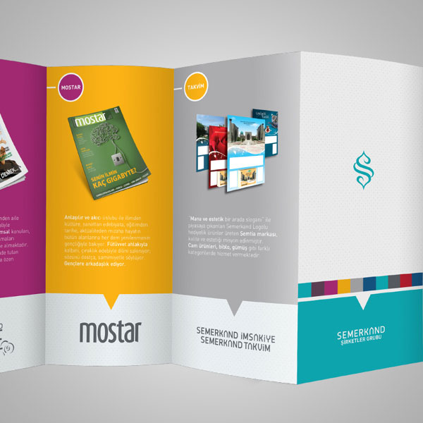 Advertising Pamphlet Design Ideal Vistalist Co
