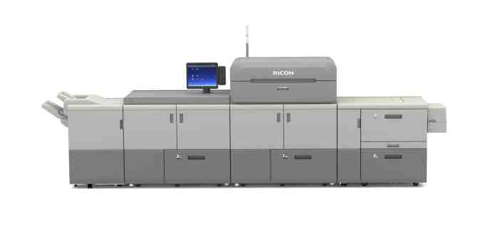 Ricoh 9200 Digital Color Press