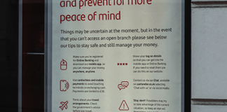 Poster of how ot be prepared and prevent coronavirus spread