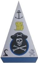 taartpunt piraat