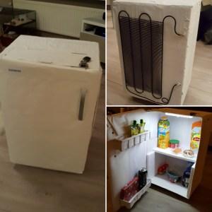 sinterklaas surprise koelkast