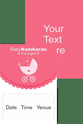 namkaran invitation cards online