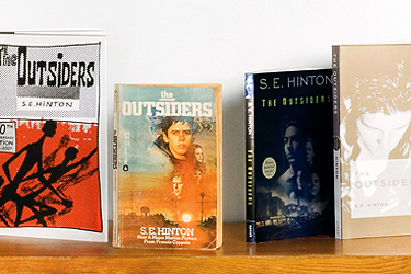 The Outsiders -Books
