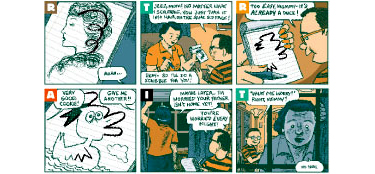 Thumbnail for Art Spiegelman, Part 5