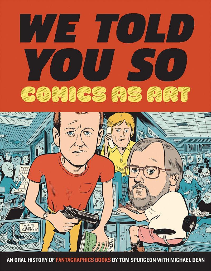 Thumbnail for Comics as Art