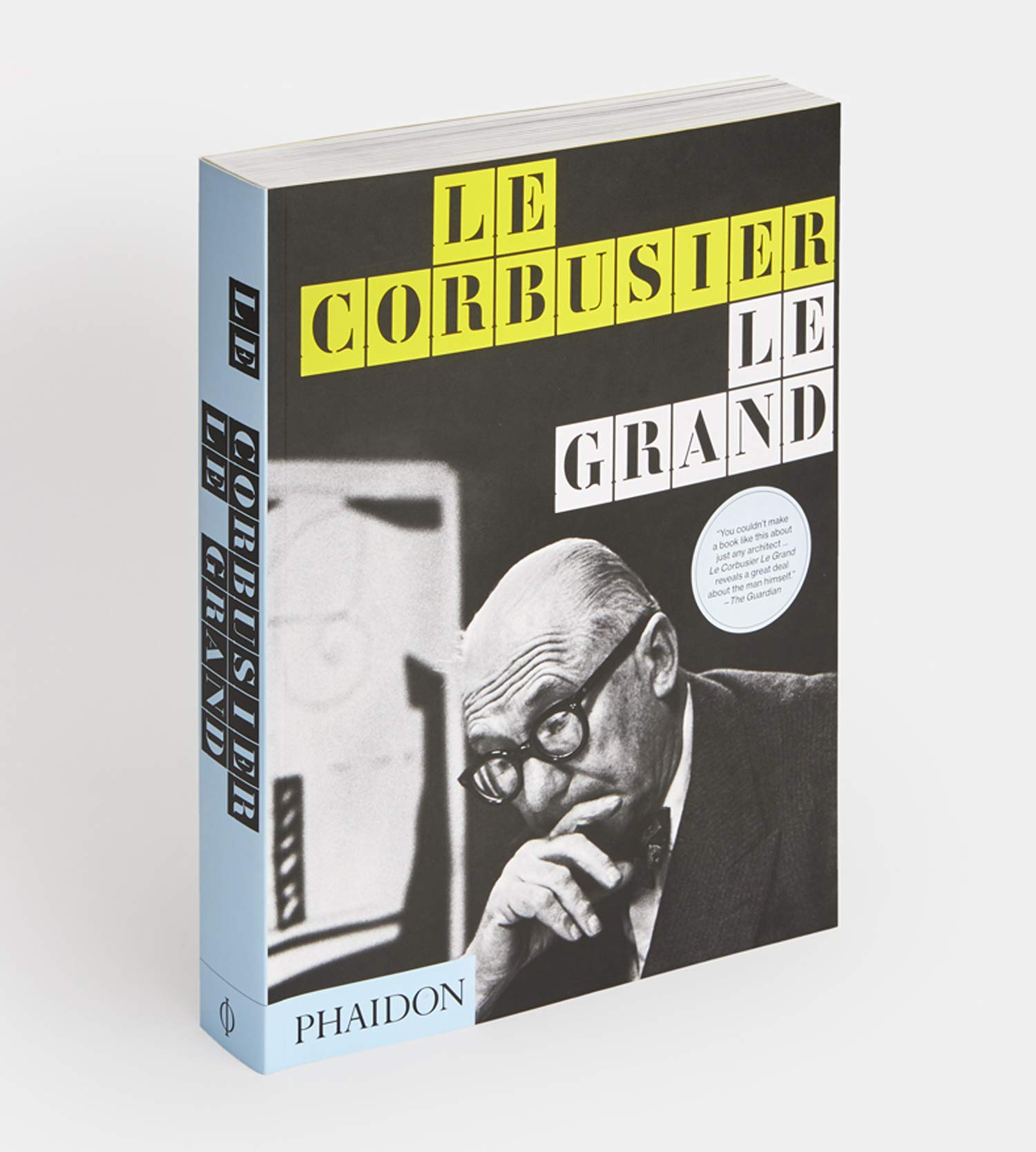 Thumbnail for A Big Book About Le Corbusier