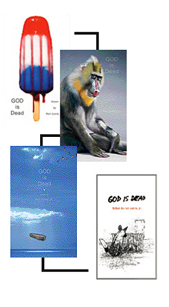 God Is Dead by Ron Currie, Jr.