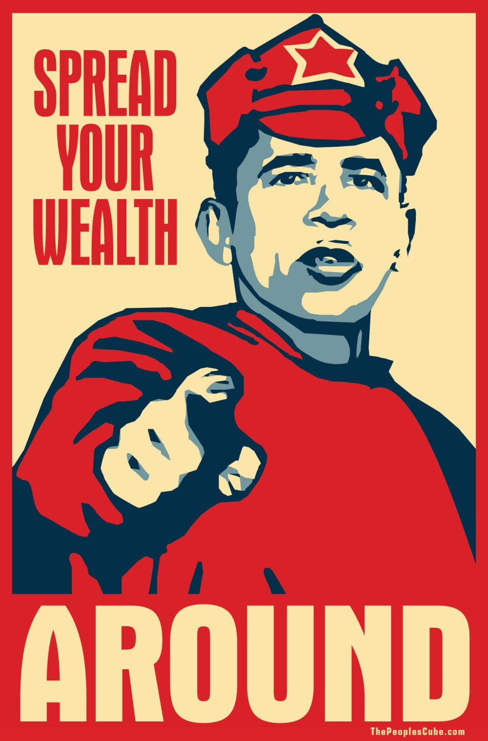 spread your wealth around