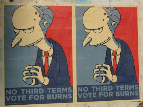 Thumbnail for Burns for Mayor