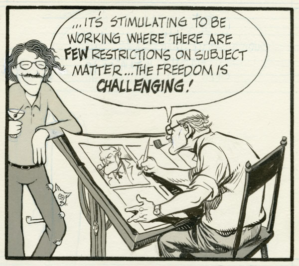 Thumbnail for Portraits of Comic Book Artists as Graphic Designers