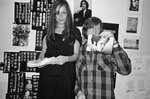 Thumbnail for Ecstatic Publishing: Thurston Moore, Eva Prinz Discuss Their New Venture