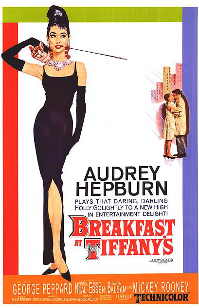Thumbnail for Breakfast at Tiffany's: The Poster