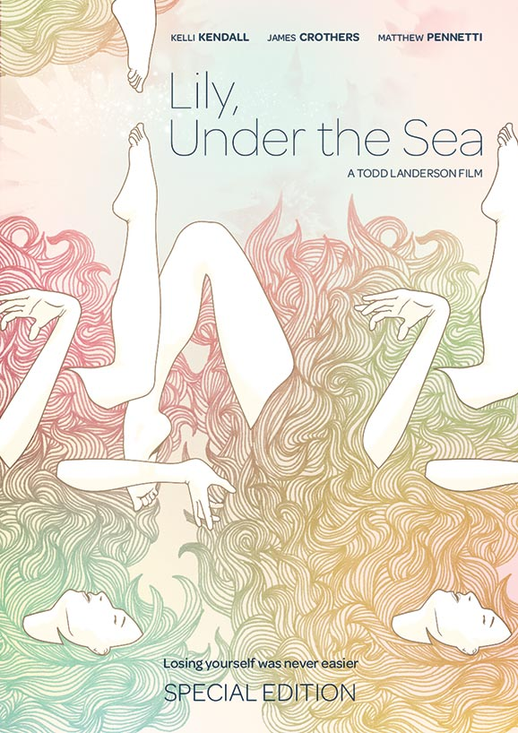David Christopher Everly - Lily Under the Sea Poster