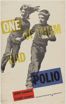 Thumbnail for His Nemesis Was Polio